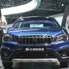 BS6 Maruti Suzuki S-Cross Details Revealed