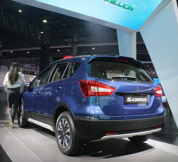 Maruti Suzuki S-Cross Petrol 4 WEB