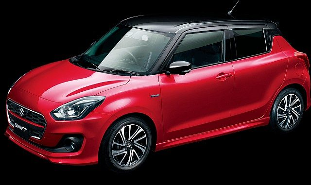 Maruti Suzuki Swift 2020 Japan 2 WEB