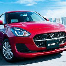 2020 Swift from Maruti Suzuki