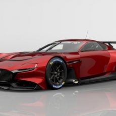 Mazda RX-Vision GT3 Concept Now in Gran Turismo Sport