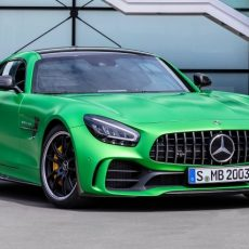Mercedes-AMG GT R 2020 and C 63 Coupé Launched in India