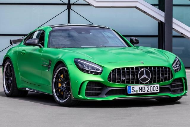 Mercedes-AMG GT R Launch
