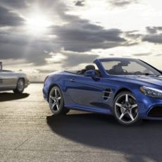 Is the Mercedes-Benz SL Roadster Going Anywhere?