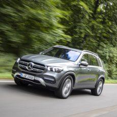 Emission Zero: Mercedes GLE 350 de Plug-in Hybrid Diesel