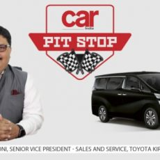 Pit Stop: Naveen Soni, SVP-Sales and Service, Toyota Kirloskar Motor
