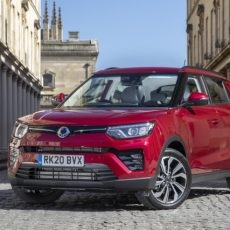 New for 2020 SsangYong Tivoli Packs All-new Engines