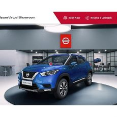 Nissan India Launch Virtual Showrooms and Online Bookings