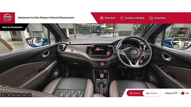 Nissan Virtual Showroom - Images 2 WEB