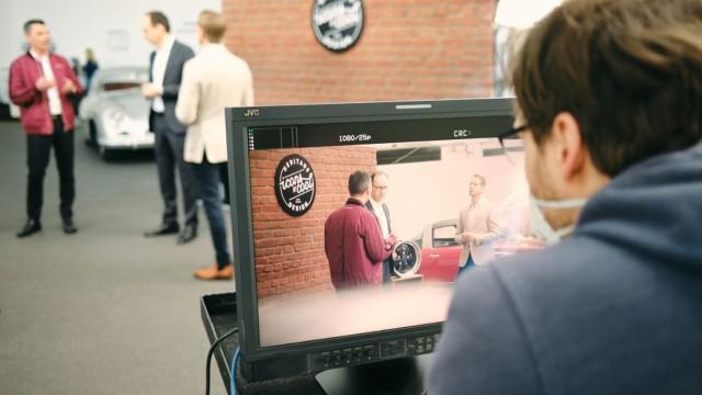 Porsche Go Digital Launch