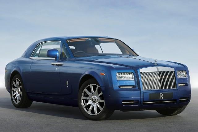 Rolls-Royce Phantom Black Badge new Phantom Coupe