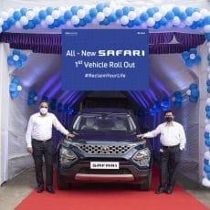 Tata Safari Unveiled: Bookings Open on 4 February