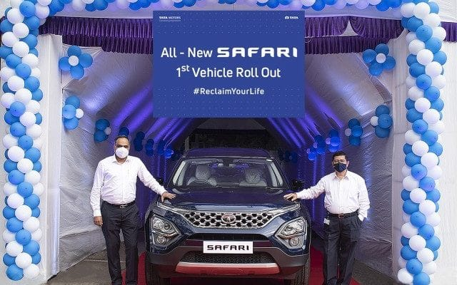 Everything You Need to Know About the Upcoming Tata Safari