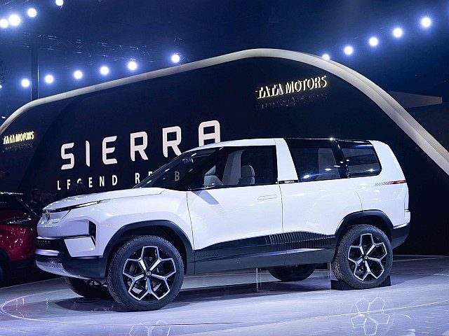 Tata Sierra Concept – Five Things to Know