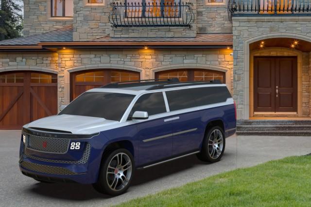 Triton-EV Model H electric van