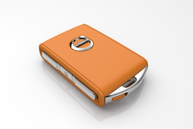 Volvo Speed Limit Care Key