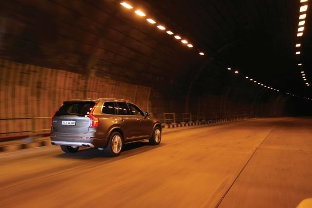 Volvo Speed Limit XC90