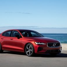 New Volvo S60 Goes Electrified-only for 2021