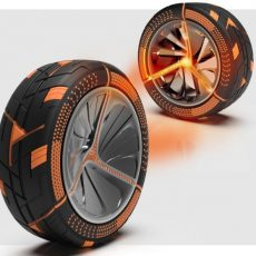 Maxxis Tyres T Razr Wins A' Design Award and Competition