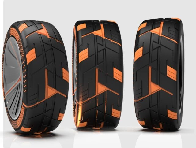 maxxis tyres t razr design award