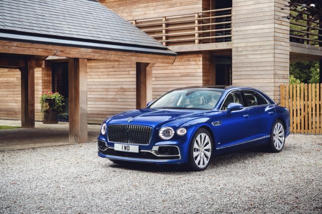Bentley Rainbow Sequin Blue