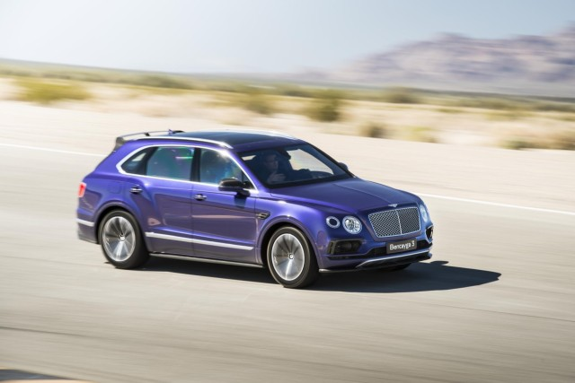 Bentley Rainbow Azure Purple