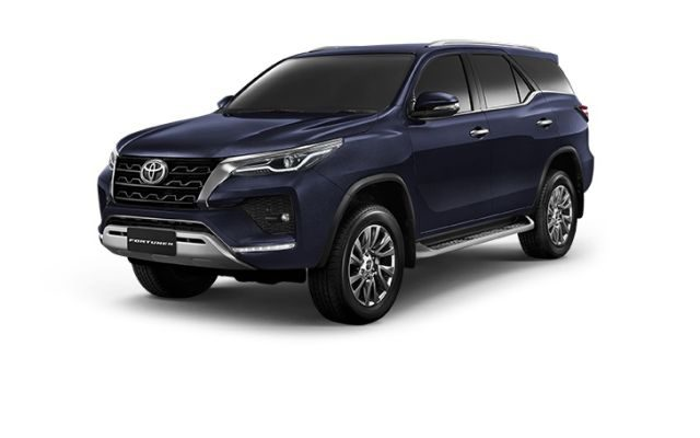 toyota fortuner suv launch