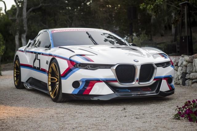 new BMW 4 Series BMW 3.0 CSL Hommage
