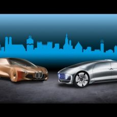 BMW and Mercedes Automated Driving Development on Hold