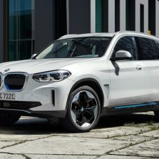 The Full Electric BMW iX3 has been Revealed