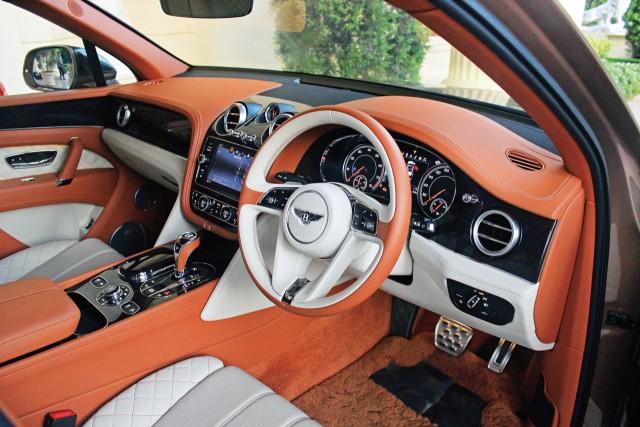 Bentley Bentayga W12 TSI Review