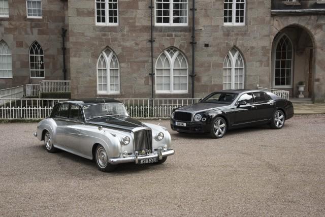 Bentley V8 Mulsanne 6.75 Edition