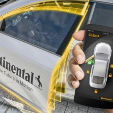 Orders for Continental CoSmA Smartphone-based Keys Surge