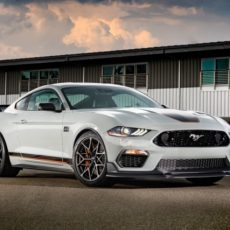 New Ford Mustang Mach 1 Brings Fast Back