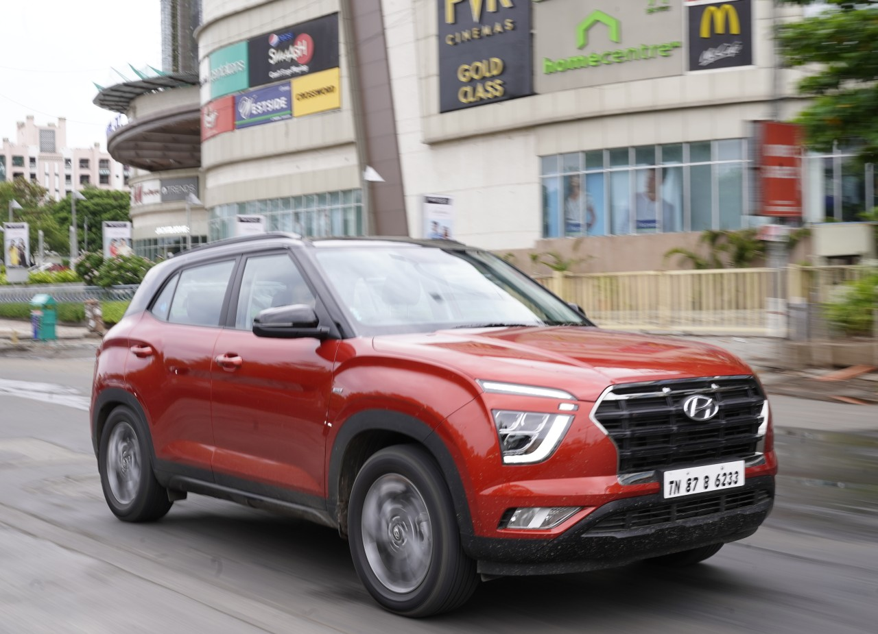 Hyundai Creta 1.4 Petrol Automatic Road Test Review