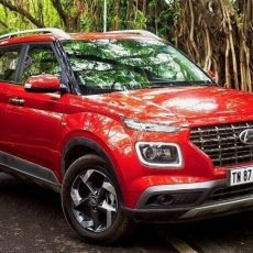 One Lakh Units of the Hyundai Venue Sold