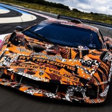 Limited Edition Lamborghini SCV12 Track-only Hypercar Premiere Soon
