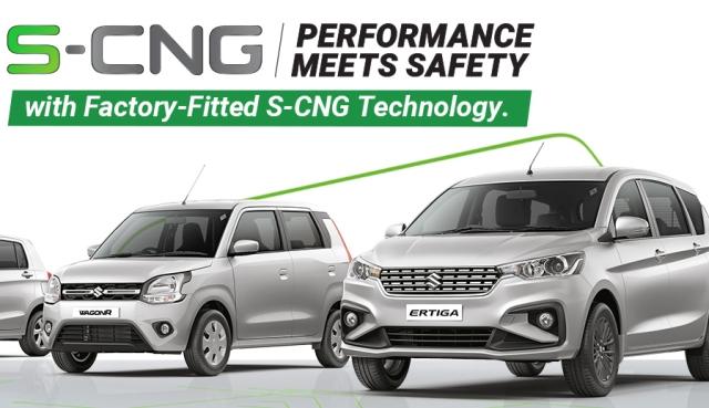 Maruti Suzuki CNG Sales Break Record