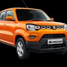 BS6 Maruti Suzuki S-Presso CNG Launched