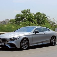 Mercedes-AMG S 63 Coupe Road Test Review – Voluntary Excess