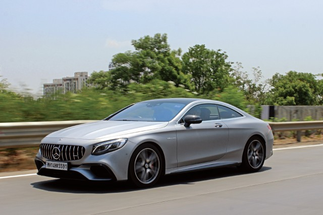 Mercedes-AMG S 63 Coupe Road Test Review