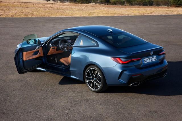 new BMW 4 Series