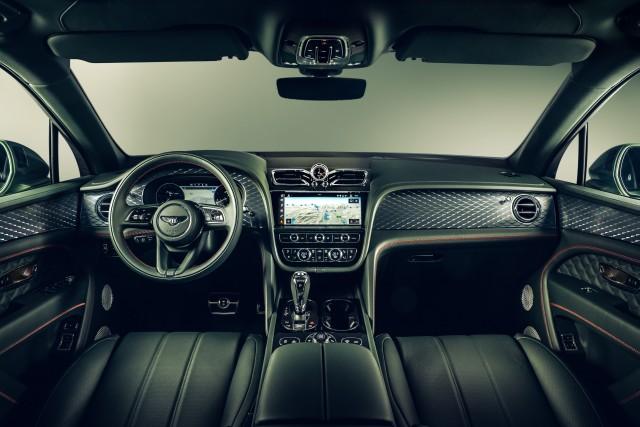 New Bentley Bentayga
