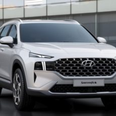 New Hyundai Santa Fe Unveiled in Seoul