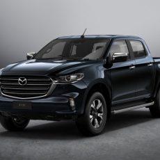 New Mazda BT-50 Pick-up Truck Arrives