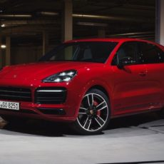 New Porsche Cayenne GTS and Cayenne Coupe GTS Introduced