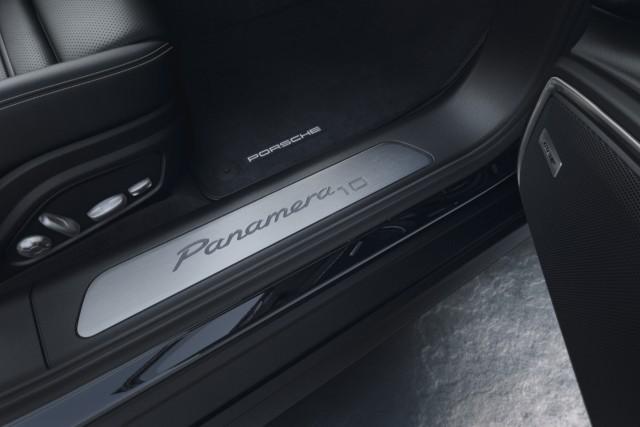 Porsche Panamera 4 10 Years Edition