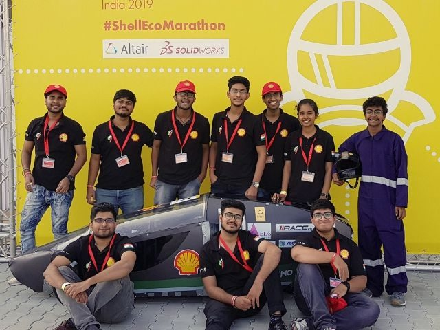 shell eco-marathon awards