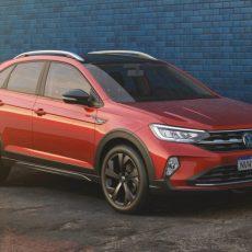 All-new Volkswagen Nivus 200 TSI Shown in Brazil