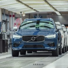 Volvo Cars Chengdu Plant Fully Powered by Renewable Electricity